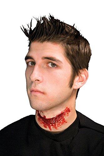 Prótesis De Latex Slit Throat