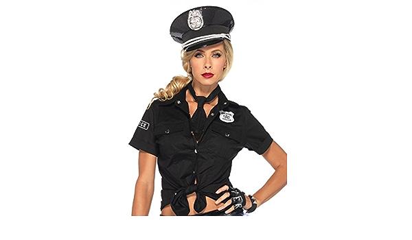 Costume POLIZIOTTO Costume POLIZIOTTO POLIZIA Donna polizia Costume motto CARNEVALE