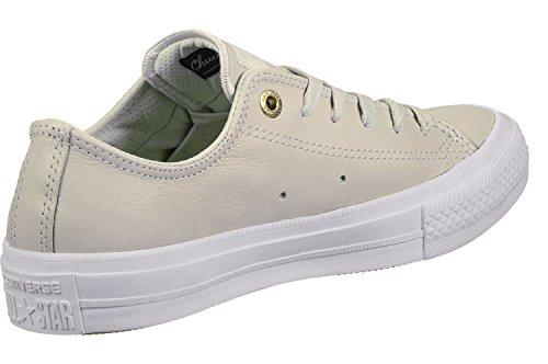 Converse Chuck Taylor All Star Ii Low Damen Sneaker Nude Weiss