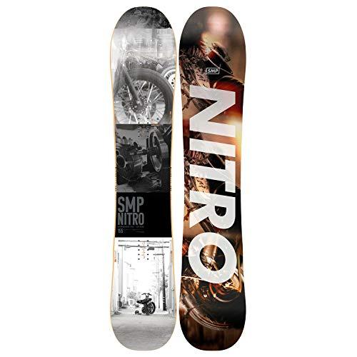 Nitro Snowboards Herren SMP'18 Snowboard, Grafik, 155