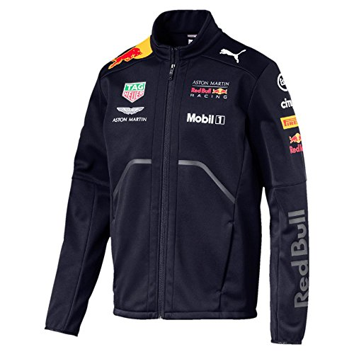 Red Bull Racing F1 Softshell Jacket 2018 XXL