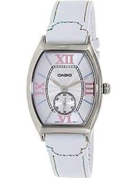 869d965aade1 Casio Reloj con Movimiento Cuarzo japonés Woman Ltp-E114L-7A 27.0 mm