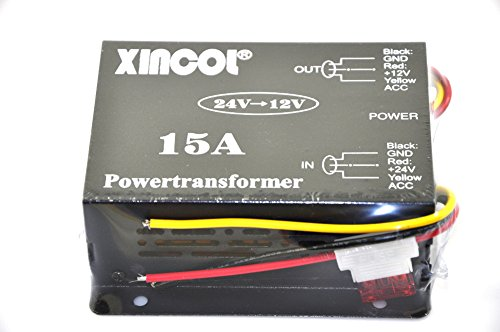 XINCOL® Reducteur De Tension DC/...