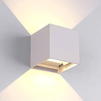 Applique da parete a led 12w lampada da parete per interni for Lampade led esterno