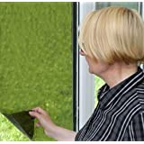 Good Ideas Window Screen Solar Film (495) Reduces glare and UV Rays. Keep warm in winter and cool in summer. (61 x 200cms)