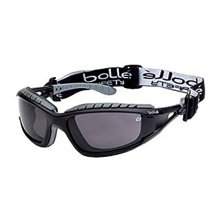 Bollé TRACPSF Tracker – Gafas de seguridad, color negro