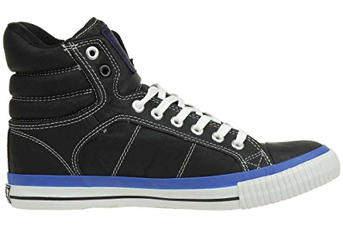 British Knights Atoll, Baskets Hautes homme Noir - nero (Black / Blue 01)