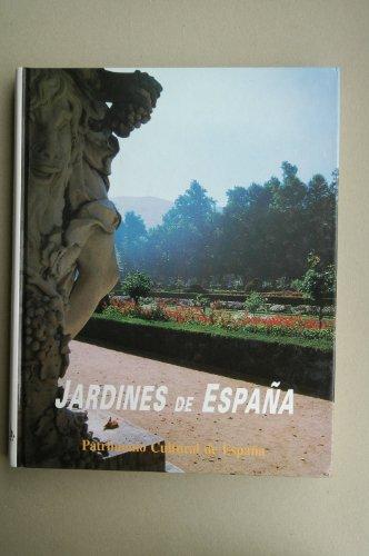 Jardines de España. por Ana, Federico PUIGDEVALL y Pedro SÁNCHEZ.- JIMÉNEZ