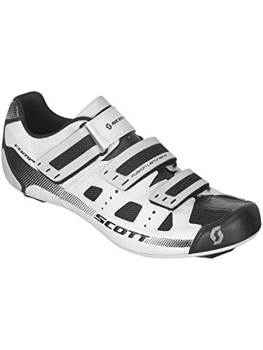 Scott Road Comp, Cyclisme unisex Blanc/Noir