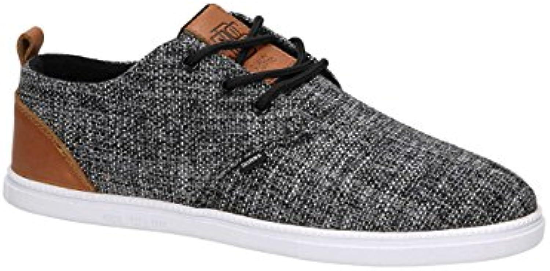 Djinns Uomo Scarpe scarpe da ginnastica Low Lau Coloreeosso Linen | Online Shop  | Uomo/Donne Scarpa