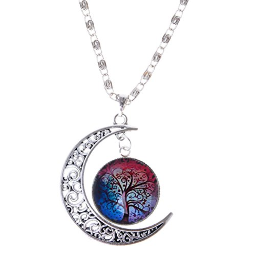 novelty-crescent-life-tree-moon-pendant-necklace-women-cabochon-jewelry