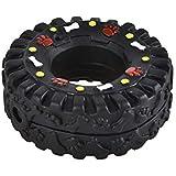 Callas RioAndMe Dog Squeaker Toy, RA217 (Black)