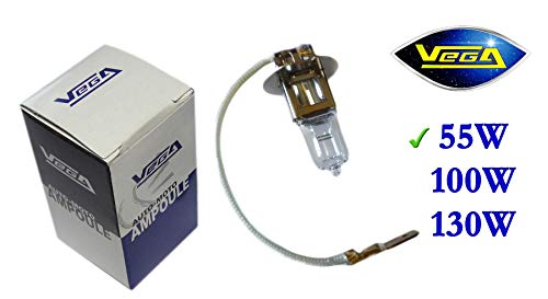 Michelin 008798 1 Ampoule H3 12 V 55W
