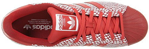 ADIDAS - SUPERTAR SMAKE PACK Red/White
