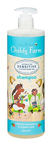 Childs Farm shampoo strawberry & organic mint 500 ml