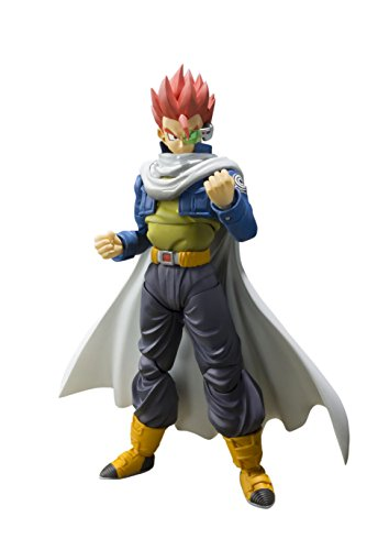 Bandai TP Time Patroller Edition Figure 14 Cm Dragon Ball Xenoverse SH Figuarts, (BDIDB143406)