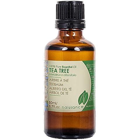 Olio di Albero del Tè - Olio Essenziale Puro al