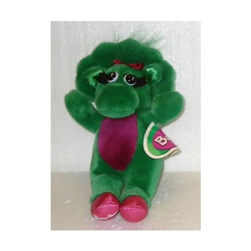 Barney the Dinosaur Item; 9 Baby Bop; Plush Stuffed Toy Doll