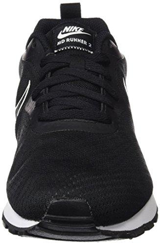Nike Herren 902815 Sneakers Mehrfarbig (002 Negro Mayo)