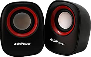 AsiaPower USB Speakers Powersound 450
