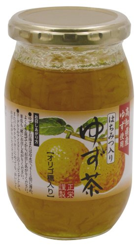 Yuzu Tea From Japan 415g 14.6oz