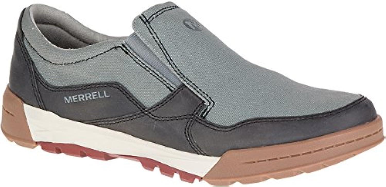 Merrell Men's Berner Shift Moc Fashion Sneaker