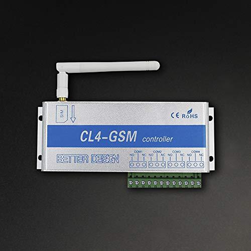 Fesjoy 4 canales GSM Teléfono Móvil Inalámbrico