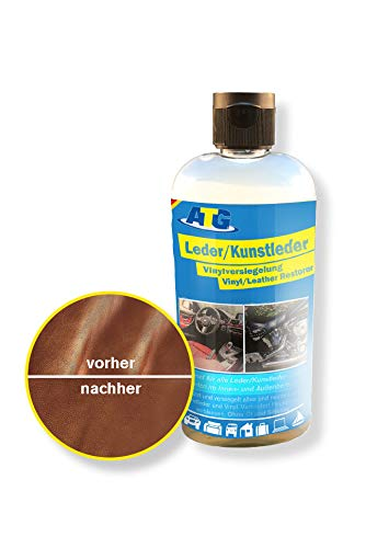 ATG ATG106 Versiegelung Set Auto Zubehör | Lederpflege | Pflege für Ihren Leder Autositz (Weiße Leder Auto Sitz Reiniger)