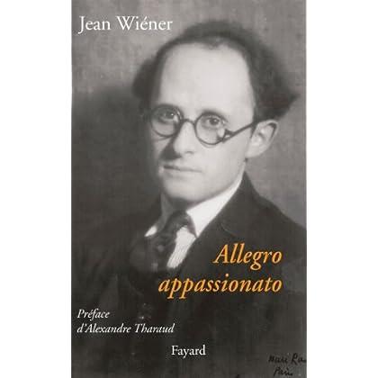 Allegro appassionato
