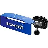 SkinStar File Guide Alu-Kantenwinkel Feilenwinkel mit Feilenklammer