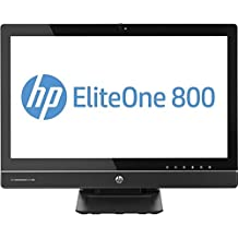 "PC All in One HP EliteOne 800 G1 - iCore i5 - Ram 8GB - SSD 128GB - Schermo 23"" FullHD - Win 10 Pro"