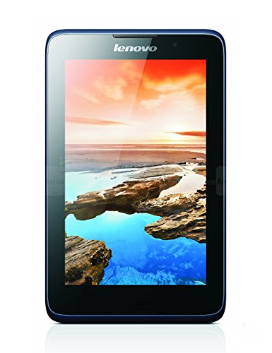 Lenovo A7-40 17,8 cm (7 Zoll HD-IPS) Tablet (ARM MTK 8121 QC, 1,3GHz, 1GB RAM, 8GB eMMC, GPS, Touchscreen, Android 4.2) schwarz