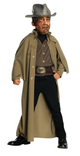 Deluxe Jonah Hex Costume Child - Jonah Hex Deluxe Kostüm