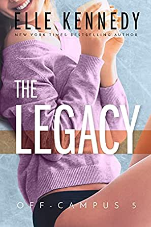 Off Campus - Tome 5 : The legacy de Elle Kennedy 41Bg2csGnLS._SX342_SY445_QL70_ML2_