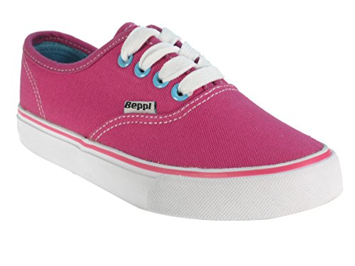 Beppi, Sneaker bambine Rosa rosa, Rosa (rosa), 32 EU