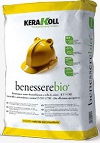Biointonaco termo-deumidificante per bioedilizia 18Kg BenessereBio...