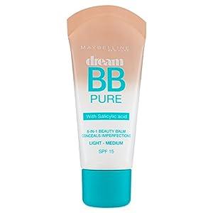 Maybelline Dream Pure BB Cream SPF15