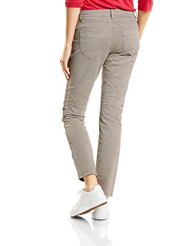 Street One Damen Hose Beige (Moonly Sand 10840)