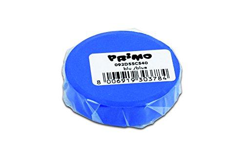 Primo Wasserfarben, Tablette in Cellophan, Ø 55 mm, 13 mm tief, in versch. Farben (kobaltblau 540) (540 Tabletten)