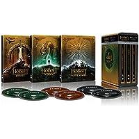 Trilogía El Hobbit versión extendida - Steelbook 4k UHD