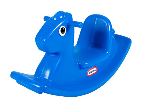 little tikes - Balancín Caballo, Color Azul (MGA 16720072)