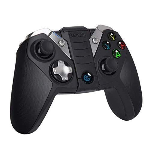 Spielcontroller Bluetooth Gamepad Mit Einstellbar Amplitude Vibrations-Feedback Turbo Joystick zum Windows/Android/ PS3 / Tabelle/TV ()