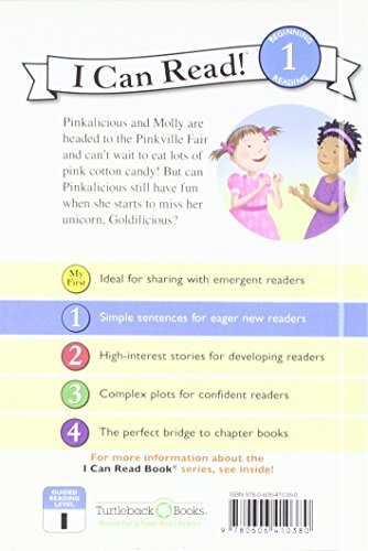 Pinkalicious at the Fair (Pinkalicious: I Can Read!, Level 1)