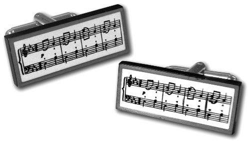 Music Cufflinks CU2608 - Gemelli da uomo