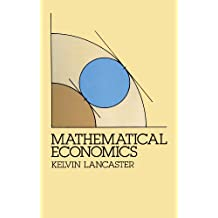 Mathematical Economics (Dover Books on Computer Science)