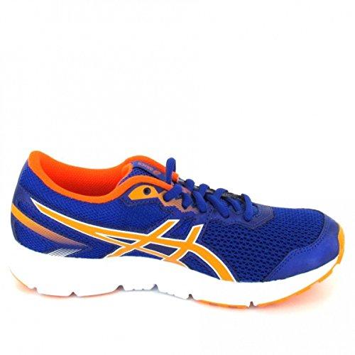 Asics Gel Zaraca 5 Gs, Chaussures de Running Entrainement Mixte Enfant blau