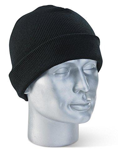 Orologio Beenie cappello nero