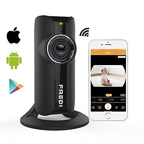 1080P HD Wlan IP Überwachungskamera FREDI IP Kamera Sicherheit Kamera