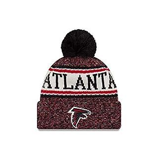 New Era Men Beanies NFL Sport Cuff Atlanta Falcons red Standard Size