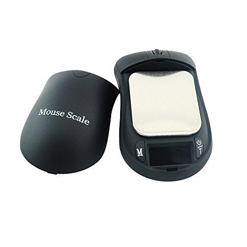 Denshine Mini 200g x0.01g Digitalwaage Taschenwaage Küchenwaage Feinwaage präzisionswaage 0 01g